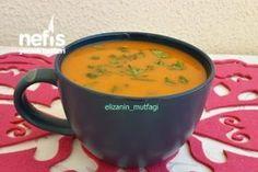 Harika Sebze Çorbası ( Denemeyen Kalmasın) Tarifi