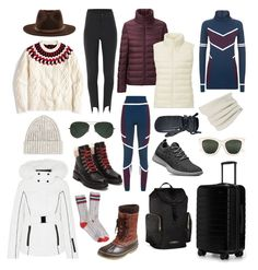 SHUT UP I LOVE THAT: { PACKING ESSENTIALS } JUST A CARRY-ON FOR A SKI TRIP? LET'S TRY