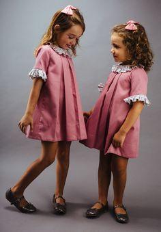vestidos para niñas preciosas #vestidos #kids #girls #niñas #dresses #dress #handmade #retro
