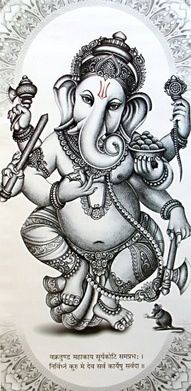 Ganesha - remover (and placer) of obstacles