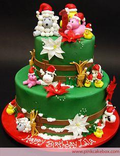 holiday cake - Buscar con Google