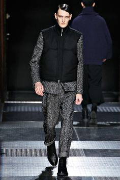 Kris Van Assche Fall 2012 Menswear - Collection - Gallery - Style.com
