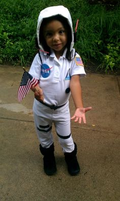 Astronaut costume, budget friendly