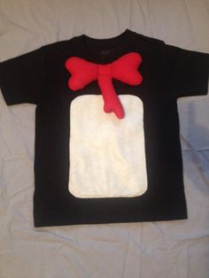 Dr. Seuss Cat in the Hat Inspired shirt by MCSweetPeas