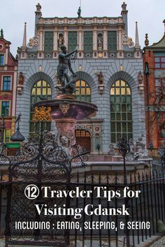 Gdansk, budget travel, Poland, travel tips, arboursabroad, things to do in Gdansk