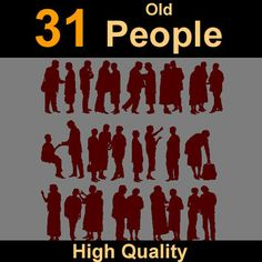 Human Silhouettes people Model available on Turbo Squid, the world's leading provider of digital models for visualization, films, television, and games. 3d Models, Silhouettes, Film, People, Movie Posters, Movies, Film Stock, Film Movie, Silhouette