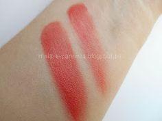 mela-e-cannella: FARMASI Lipstick - Elegant 5