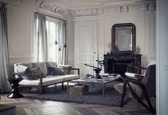 Beautiful Parisian Interiors Of The Haussmann Era French Apartment Paris Apartments