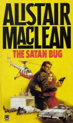 A tribute to one of the most popular authors of thriller fiction, Alistair MacLean. Alistair Maclean, Scottish Authors, Novel Movies, Adventure Novels, Vintage Book Covers, Best Novels, Classic Books, Book Authors, Paperback Books