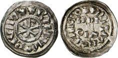 NumisBids: Numismatica Varesi s.a.s. Auction 65, Lot 427 : MILANO - BERENGARIO I DEL FRIULI, Re d'Italia (0888-915) Denaro...