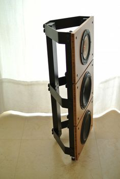 Trio10 TB Open Baffle Speaker 9 - this thing looks awesome!