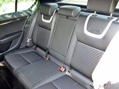 Skoda Octavia RS Limousine in Rallye-Grün Metallic