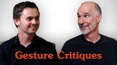 Figure Drawing Critiques 1 - Gesture Prova