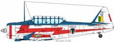 T-6D FAB 1559, Esquadrilha da Fumaça