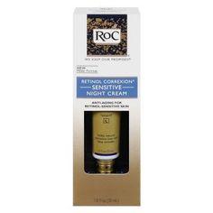 RoC® Retinol Correxion® Sensitive Night Cream-1 Oz