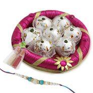 Delicious Kaju Ladoo Gift Pack On Raksha Bandhan