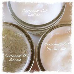 Coconut Oil!!!