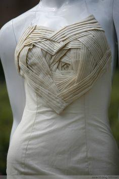 2013纳薇·东华杯,第七届中国大学生服装立体裁剪大赛 - 虫之臂 - 虫 之臂