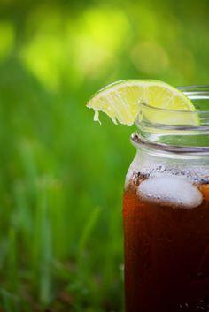 sweet summer iced tea