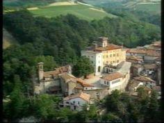 Piemonte , Italy- Castelli delle Langhe - Castles in Langhe - seconda parte - second part