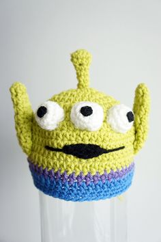 Toy Story Alien hat. Awesome!