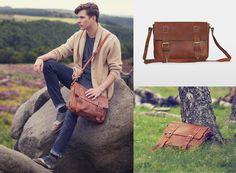 100+Handmade+Premium+Cowskin+Brown+Tan+by+PaperStreetLeather,+£65.00