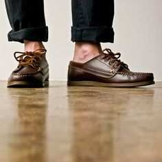 Oakstreet Brown Trail Oxford $220.  Thinking about snagging these good looking shoes.
