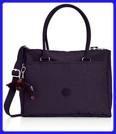 Kipling Women s New Halia Shoulder Bag Dark Auberg - Shoulder bags ( Amazon  Partner-Link) 20eb511b25de7