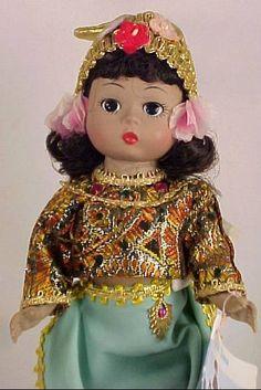 Vintage 1981 THAILAND DOLL Madame Alexander MIB #MadameAlexander