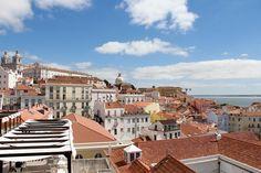 Passagens para Lisboa saindo de Fortaleza a partir de R$ 878