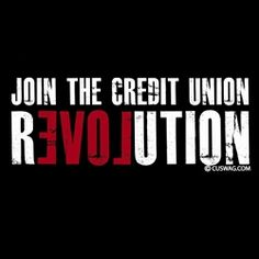 credit unions help people out ;)
