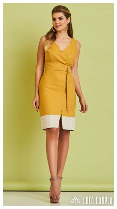 Look book 12 – cora canela – Artofit Simple Dresses, Casual Dresses, Short Dresses, Fashion Dresses, Summer Dresses, Flare Dress, Dress Up, Semi Formal Outfits, Maxi Outfits