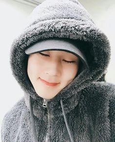 Aww soft baby Jooheonie