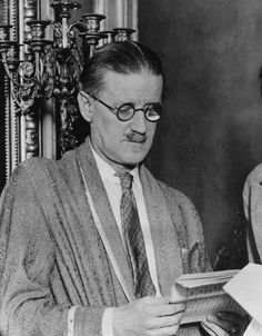 James Joyce, Irish author of the highest caliber - died this day...