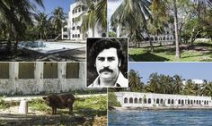 Eerie pictures reveal lavish lifestyle of drug kingpin Pablo Escobar Pablo Emilio Escobar, Pablo Escobar House, Colombian Drug Lord, Manolo Escobar, Mafia, Real Gangster, Drug Cartel, The Big Boss, Crooks And Castles