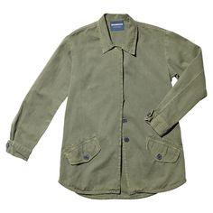 vintage shirt jacket