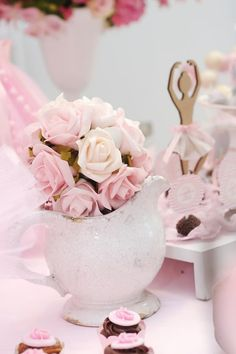 Birthday Party – Pink Ballerina