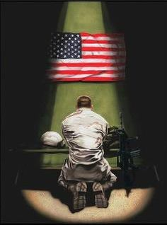 God Bless The USA Pray with/for our troops