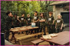 """Disney Channel """"Shake It Up"""" Episode """"Boot It Up"""" Promo Image House, Full Episodes, Disney Channel, Cheerleading, Movies And Tv Shows, Victorious, Shake, Movie Tv, Camping"""