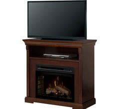 Dimplex - Electric Fireplaces » Media Consoles » Products » Thorton Media Console