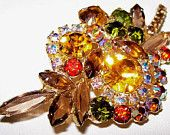 Fall Foliage Preview by Team Vintage Vogue  by Lisa Schwartz on Etsy