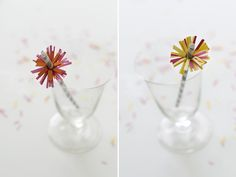 straw flower DIY.