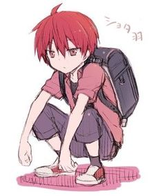 Kiddy Karma! How adorable (≧∇≦)- DA | Akabane Karma | Assassination Classroom