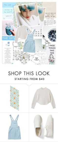 """""""My one and only baby ... ♪"""" by followmiiin ❤ liked on Polyvore featuring Kinder GROUND, Moleskine, Gap and Bueno"""