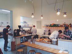 24/10/2015 ✔️ Man met Bril Koffie, Rotterdam
