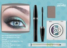Get beautiful eyes with Mary Kay!  Contact me to get this look or check it out here: www.marykay.com/LaShon