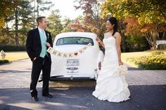 A Military Story: {Real Wedding} Christine & Stephen
