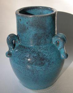 North Carolina Art Pottery JB Cole