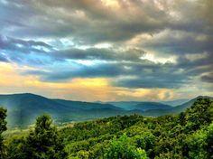 Mountain Views, somewhere in Alabama, photo credit unknown