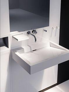 Смесители и душевые системы Hewi: Встроенные смесители #hogart_art #interiordesign #design #apartment #house #bathroom #bathtub #hewi #faucet
